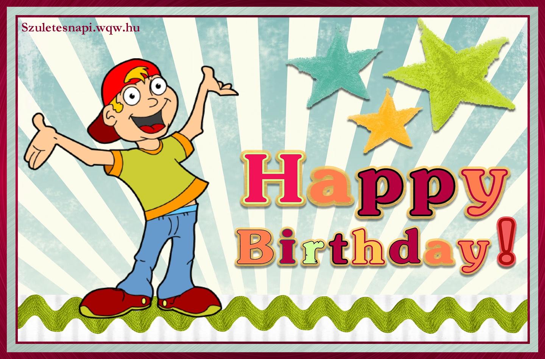 születésnapi képek fiúknak Szülinapi kép lányoknak és fiúknak   Zenés születésnapi képeslapok  születésnapi képek fiúknak